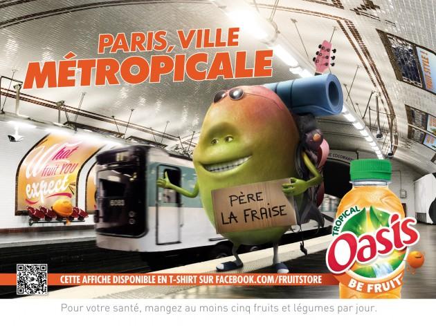 Oasis Metro